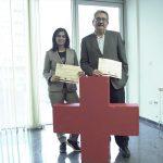 Jose María Corujo e Silvia Crespo, AEMPE
